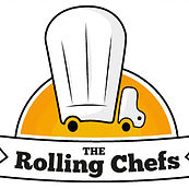 The Rolling Chef Logo